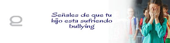 Bullying: señales de que tu hijo es maltratado por sus compañeros