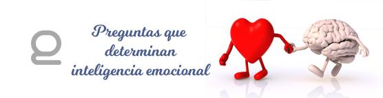 Preguntas que determinan inteligencia emocional
