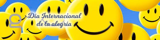 1 de agosto: Día Internacional de la Alegría ¿cuál es el motivo?
